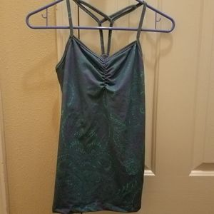 Adorable workout top size small